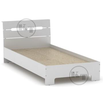 """Ліжко """"Стиль""""-90 Білий"""