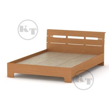 """Ліжко """"Стиль""""-140 Бук"""