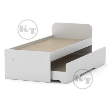 Ліжко-80+70 Білий