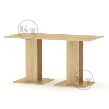 Кухонний стіл КС-8 Дуб сонома