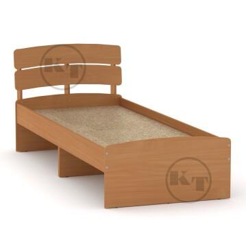 """Ліжко """"Модерн""""-80 Бук"""
