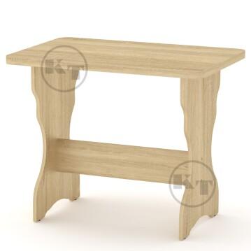 Кухонний стіл КС-2 Дуб сонома