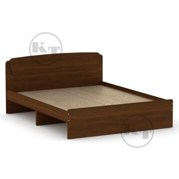 """Ліжко """"Класика""""-140 Горіх"""