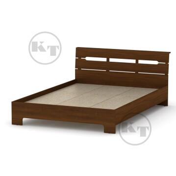 """Ліжко """"Стиль""""-160 Горіх"""